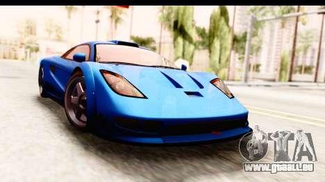 GTA 5 Progen Tyrus IVF pour GTA San Andreas