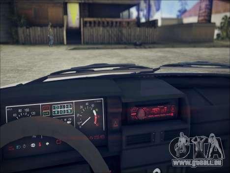 VAZ 21099 LT pour GTA San Andreas vue de droite