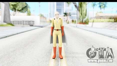 Saitama pour GTA San Andreas deuxième écran