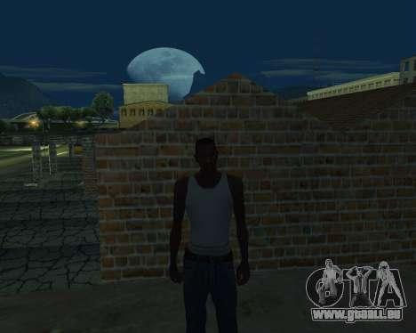 Neue garage Armenien für GTA San Andreas sechsten Screenshot