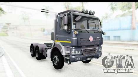 Tatra Phoenix Agro Truck v1.0 pour GTA San Andreas vue de droite