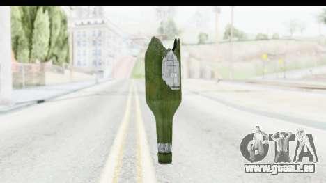 GTA 5 Broken Bottle pour GTA San Andreas deuxième écran