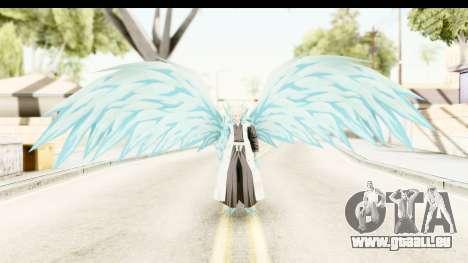 Bleach - Toshiro B pour GTA San Andreas deuxième écran