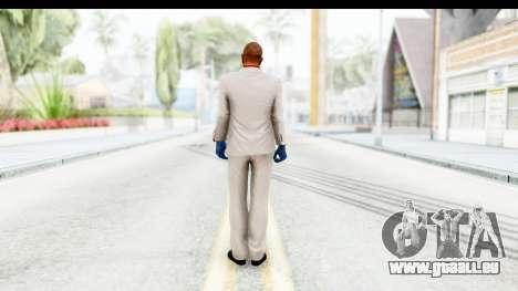 Payday 2 - Jiro für GTA San Andreas dritten Screenshot
