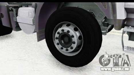 Tatra Phoenix Agro Truck v1.0 pour GTA San Andreas vue arrière