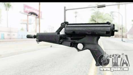 Calico M950 für GTA San Andreas zweiten Screenshot