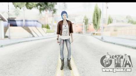 Life Is Stange Episode 3 - Chloe Jacket pour GTA San Andreas deuxième écran