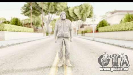ArmyMen: Serge Heroes 2 - Man v1 für GTA San Andreas zweiten Screenshot