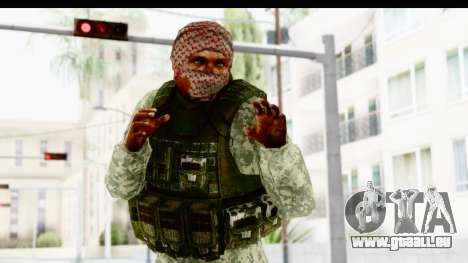 Global Warfare Arab für GTA San Andreas