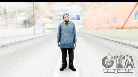 Silent Hill Downpour - Doctor pour GTA San Andreas deuxième écran