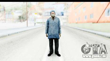 Silent Hill Downpour - Doctor für GTA San Andreas zweiten Screenshot