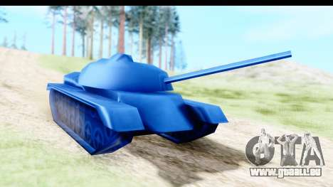 Tank M60 from Army Men: Serges Heroes 2 DC pour GTA San Andreas