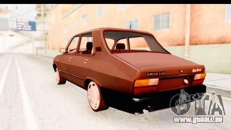 Dacia 1310 LI pour GTA San Andreas laissé vue