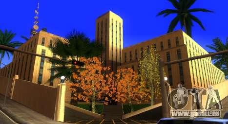 Neue Texturen von einem skate-Park und Krankenha für GTA San Andreas sechsten Screenshot
