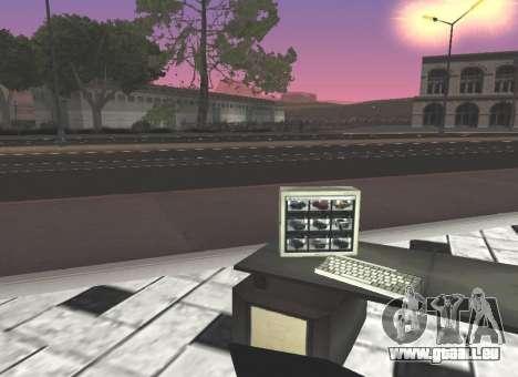 Die Grotti-Autohaus in San Fierro für GTA San Andreas zweiten Screenshot