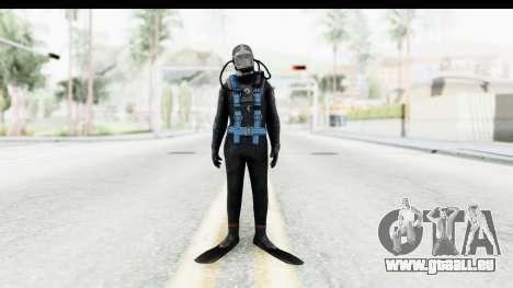 Silent Hill Downpour - Diver für GTA San Andreas zweiten Screenshot