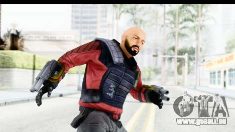 Deadshot (Will Smith) für GTA San Andreas