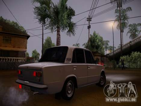 VAZ 21013 pour GTA San Andreas vue de droite
