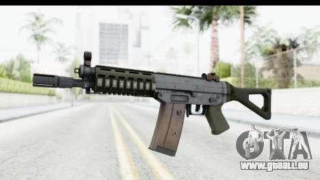 SG553 für GTA San Andreas