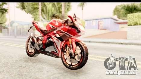 Honda CBR250RR pour GTA San Andreas