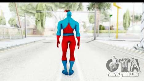 Injustice God Among Us - Atom für GTA San Andreas dritten Screenshot