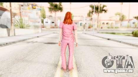 Silent Hill Shattered Memories - Lisa Garland für GTA San Andreas dritten Screenshot