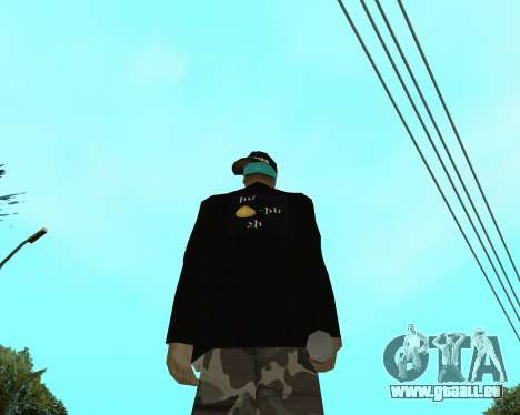 Armenian Skin für GTA San Andreas her Screenshot