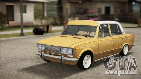 VAZ 2106 Summer pour GTA San Andreas