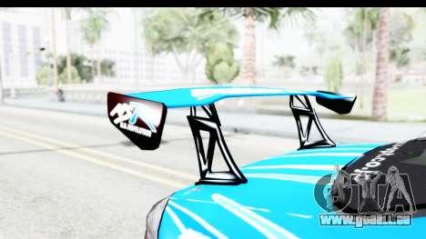 Nissan Silvia S15 D1GP Blue Toyo Tires pour GTA San Andreas vue intérieure