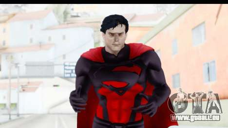Injustice Gods Among - Superman Earth 2 für GTA San Andreas