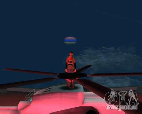 New moon-Armenischen für GTA San Andreas zweiten Screenshot