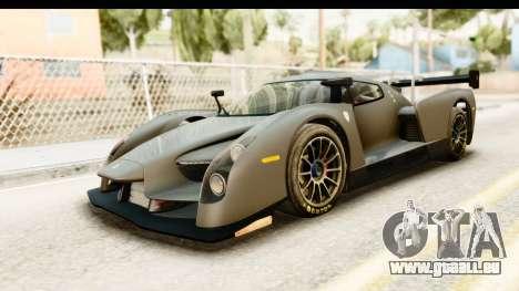 Scuderia Glickenhaus SCG 003C pour GTA San Andreas