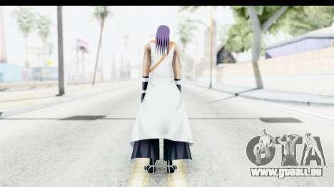 Bleach - Tosen pour GTA San Andreas troisième écran