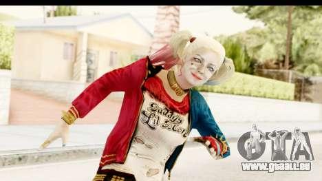 Suicide Squad - Harley Quinn für GTA San Andreas