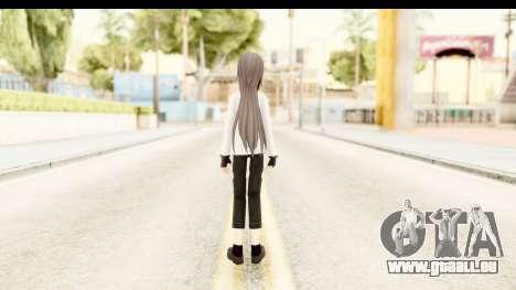 Sword Art Online II - Kirito pour GTA San Andreas troisième écran