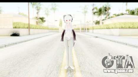 Yowane Haku für GTA San Andreas zweiten Screenshot