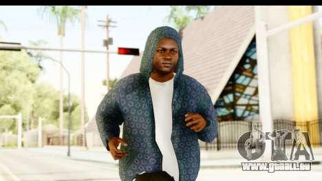 GTA 5 Car Thief für GTA San Andreas