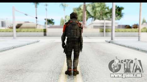 Homefront The Revolution - KPA v3 Camo pour GTA San Andreas troisième écran