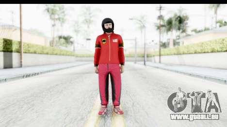 GTA 5 Online Cunning Stunts Skin 5 pour GTA San Andreas deuxième écran