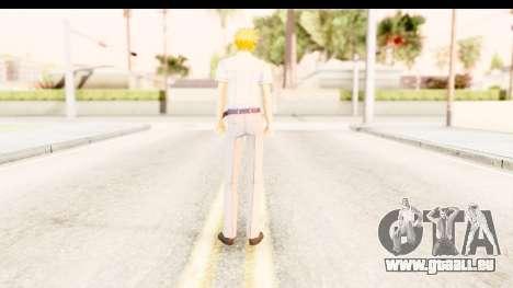 Bleach - Ichigo U pour GTA San Andreas troisième écran
