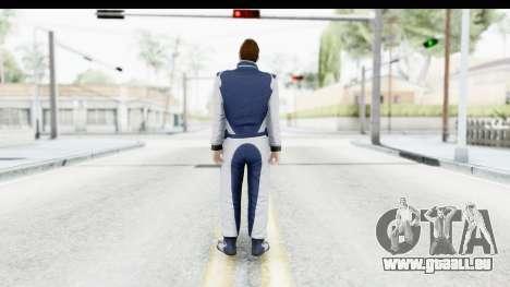 GTA 5 Online Cunning Stunts Skin 4 pour GTA San Andreas troisième écran