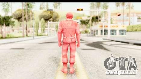 ArmyMen: Serge Heroes 2 - Man v3 pour GTA San Andreas troisième écran