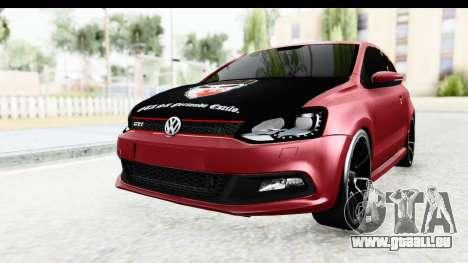Volkswagen Polo für GTA San Andreas rechten Ansicht