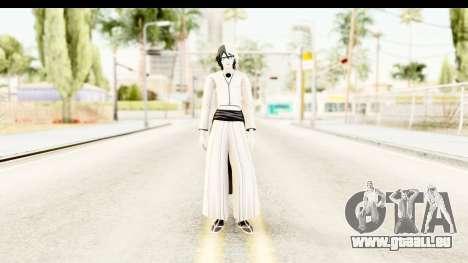 Bleach - Ulquiorra für GTA San Andreas zweiten Screenshot