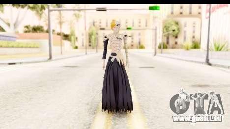 Bleach - Ichigo S pour GTA San Andreas deuxième écran