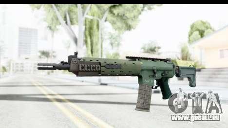 AK5C für GTA San Andreas