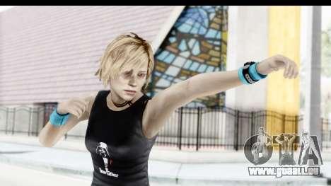 Silent Hill 3 - Heather Sporty The Darth Father für GTA San Andreas