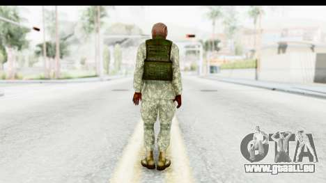 Global Warfare Arab für GTA San Andreas dritten Screenshot