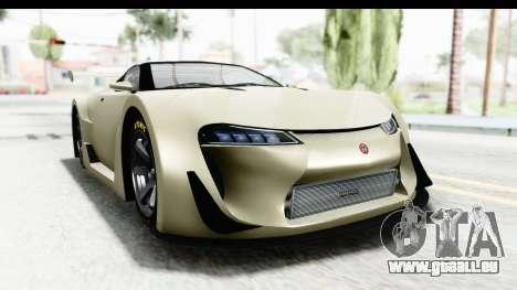 GTA 5 Emperor ETR1 IVF pour GTA San Andreas