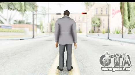 Yakuza 5 Kazuma Kiryu Fukuoka pour GTA San Andreas troisième écran